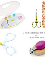 baby nail clipper etc