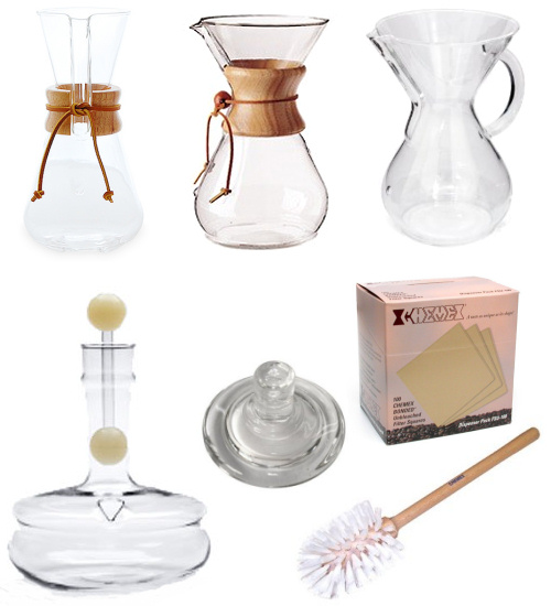 Chemex Manual Coffee Maker : Chemex ? bloomize