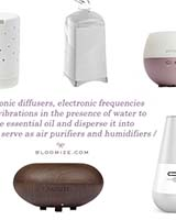 ultrasonic diffuser etc