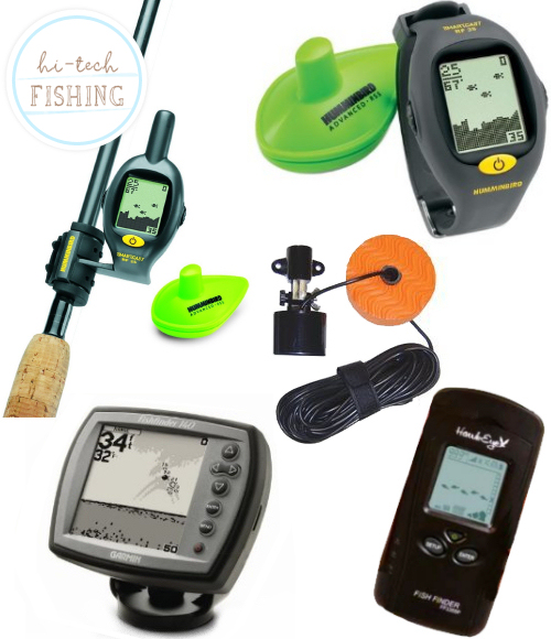 high-tech fishing etc ⇆ bloomize, Fish Finder