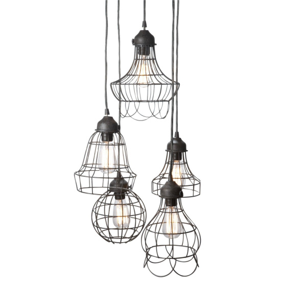 industrial wire pendant lamp etc  u21c6 bloomize