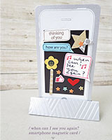 smartphone magnetic card