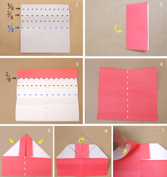 Easy Origami Money Heart Tutorial - DIY - Paper Kawaii - YouTube | 592x560