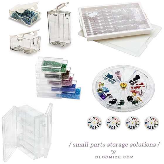 Embellishment Storage Etc ⇆ Bloomize